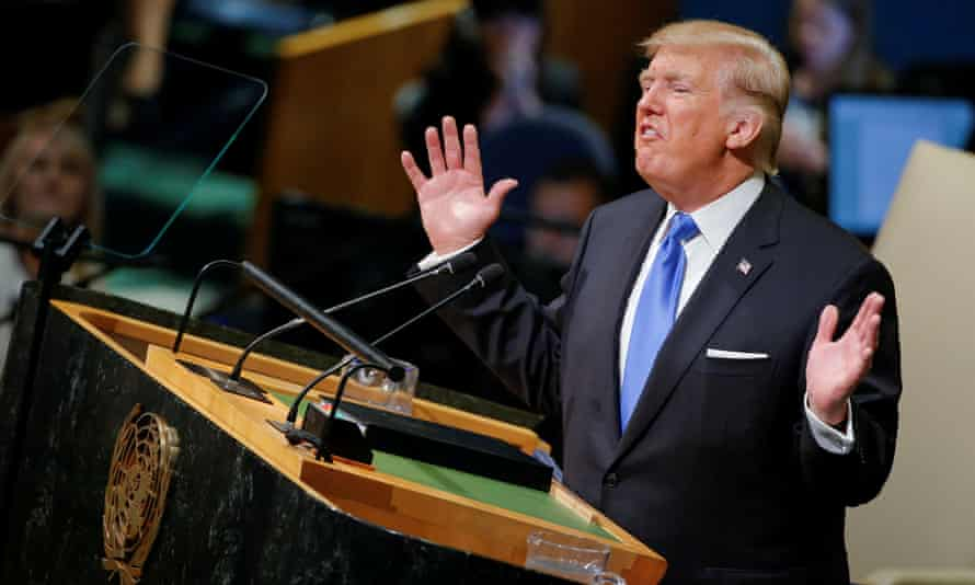 Donald Trump United Nations General Assembly