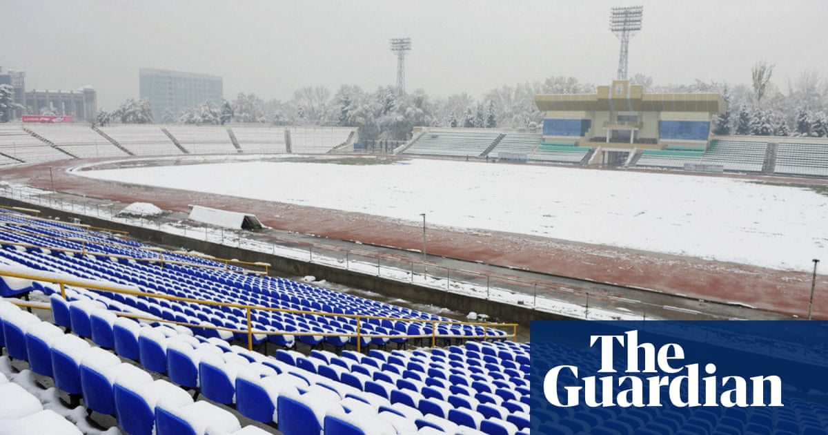 At least the championship starts here: Tajikistan season opens amid shutdown
