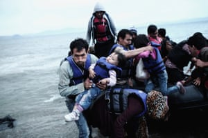 In Search of the European Dream by Angelos Tzortzinis