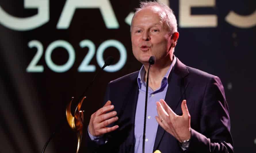 Chief executive of Ubisoft Yves Guillemot