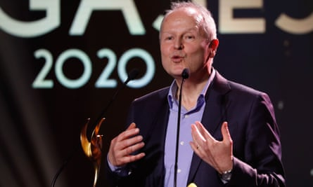 Chief executive of Ubisoft Yves Guillemot