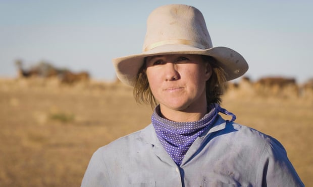 theguardian.com - Lisa Cox - Drought-stricken farmers challenge Coalition's climate change stance in TV ad