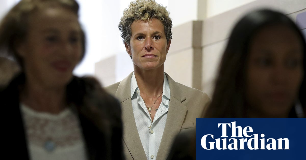 Bill Cosby accuser Andrea Constand tells of shock at decision to set him free