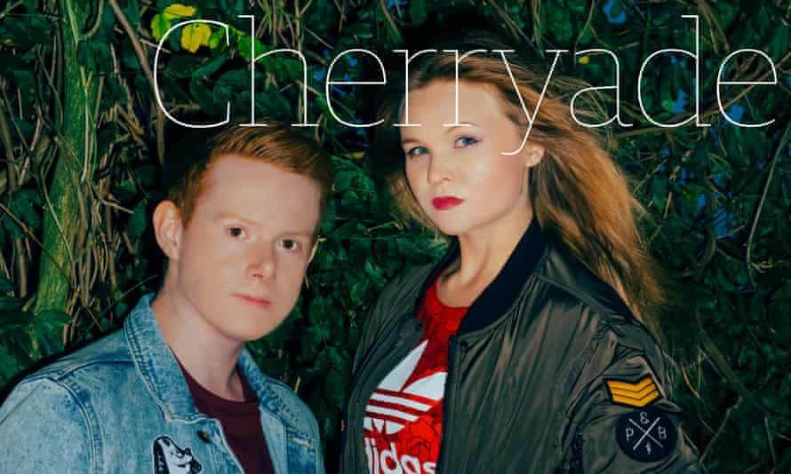Amusingly brash … Cherryade.