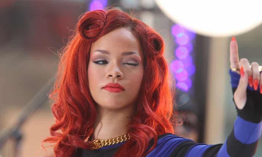 Rihanna launched her Fenty Beauty in 2017 to instant success.