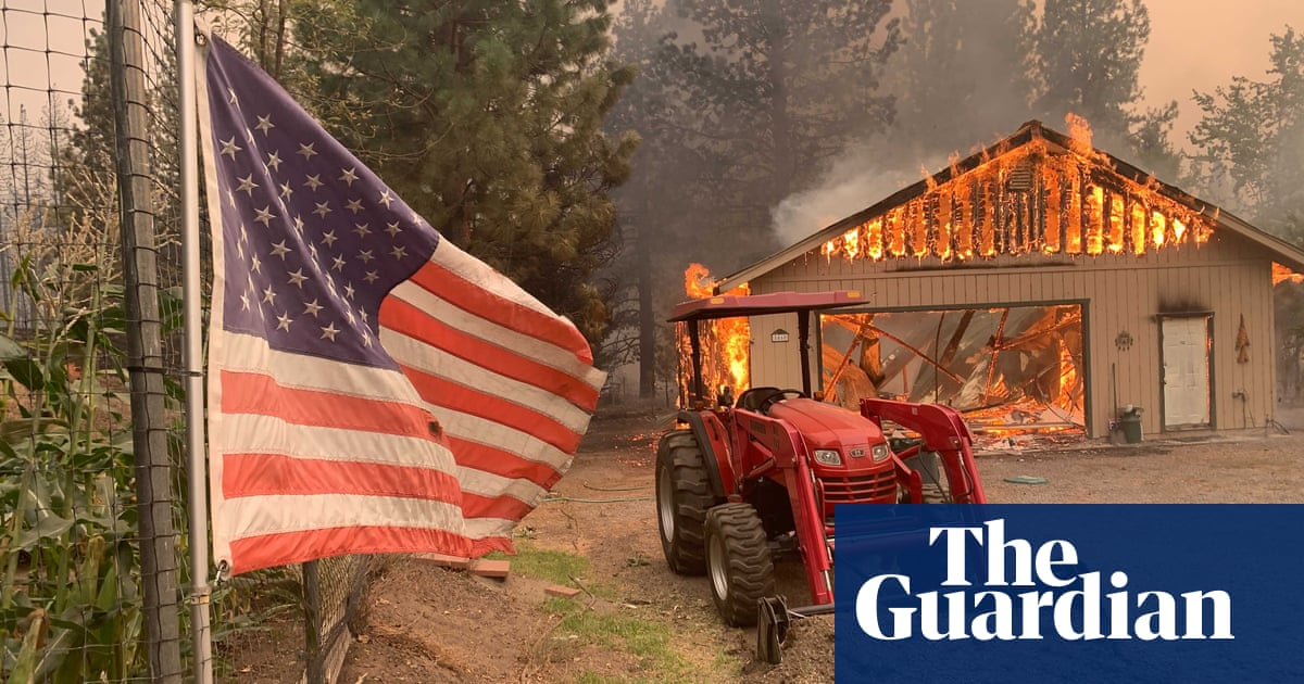 'Our future might not look the same': wildfires threaten way of life in California's mountain towns