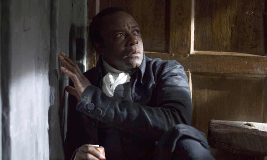 'I lost everything. I lost my whole life': in Jonathan Strange & Mr Norrel.