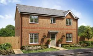 'Standard product': a Taylor Wimpey home at Milby Hall, Nuneaton