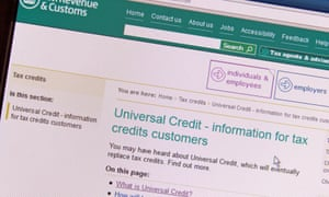 Critics say universal credit is unfair to self-employed workers on low incomes