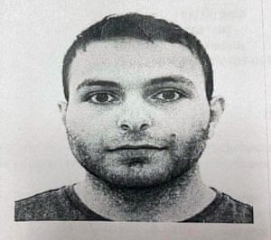 Ahmad Al Aliwi Alissa, 21, is seen in an undated handout photo released by Boulder Police after a Monday shooting at a King Soopers grocery store killed 10 people, including a police officer, in Boulder, Colorado.