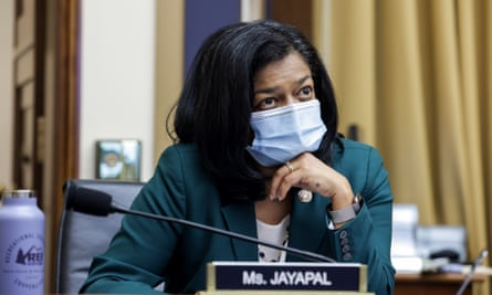 Pramila Jayapal called Facebook 'a case study in monopoly power'.
