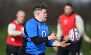 Hannah Botterman , the 19-year-old Saracens prop, will start against Scotland.