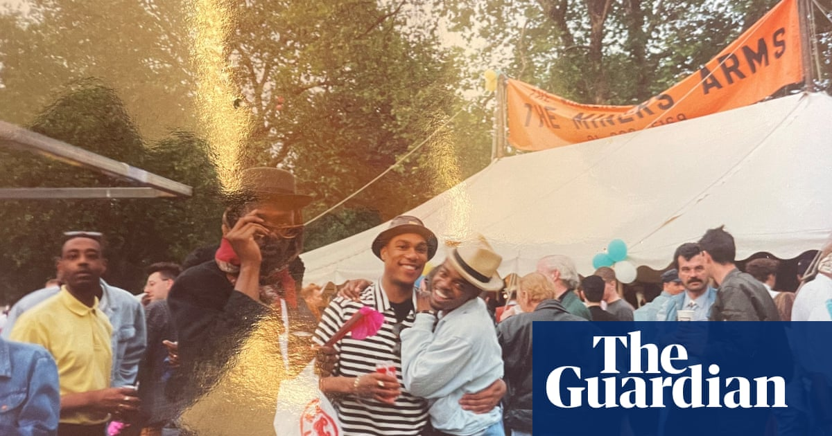'We kept getting people saying: excuse me, you don't look gay' – how Black people fought for a space at Pride