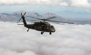 US Marine awarded Silver Star days before fatal helicopter