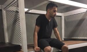 Bahraini refugee, Hakeem Al-Araibi, who lives in Australia, has been detained in Bangkok. The footballer fled Bahrain in 2014 and sought asylum in Australia.