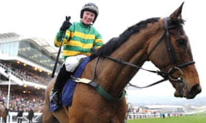 Nina Carberry was among the winners aboard On The Fringe at last week's Cheltenham Festival but is set to miss the chance to ride in the Grand National at Aintree.