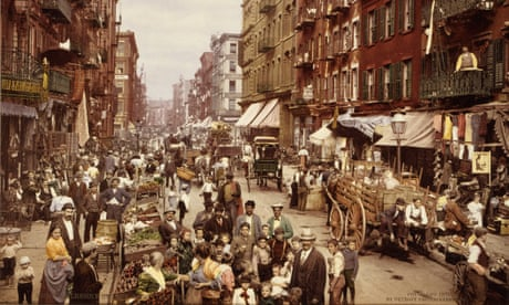 Once upon a time in Mulberry Street … New York recalls romance of its past
