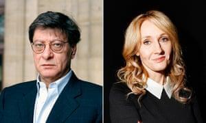 Mahmoud Darwish and JK Rowling.