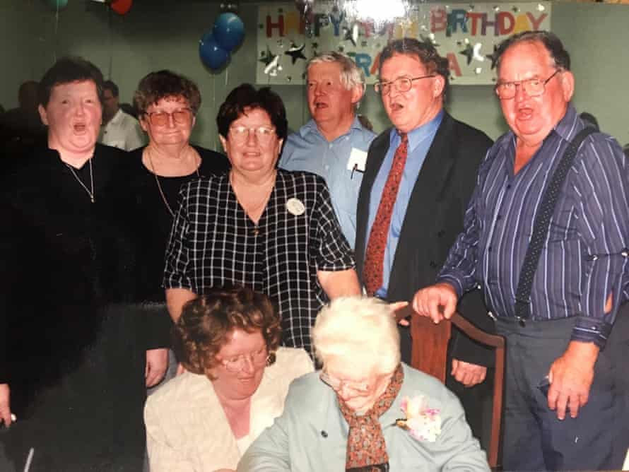 The Magnificent 7 and Grandma Francis in the 1990s