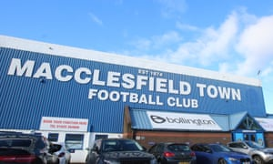 Macclesfield Town were last year deducted six points after pleading guilty to numerous EFL charges
