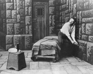 James O'Neill, father of playwright Eugene O'Neill, played the role of Edmond Dantes more than 6,000 times on stage in The Count of Monte Cristo. He also starred in this 1913 film version.