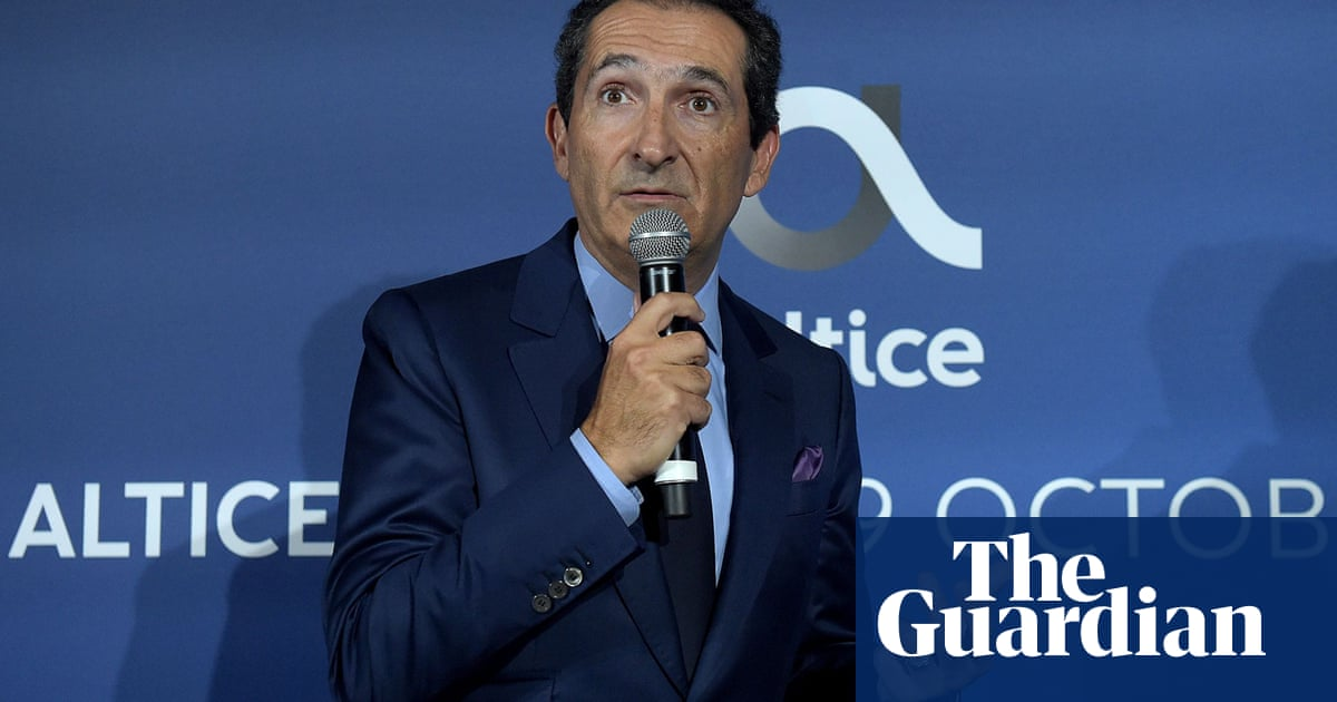 Who is Patrick Drahi, the billionaire who has become BT's biggest investor?