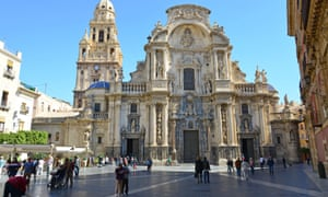 Cathedral of Murcia, Plaza Cardinal Belluga,
