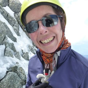 Ruth McCance, from Sydney, Australia.