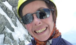 Ruth McCance from Sydney is missing in the Himalayas. Mountain climbing was 'part of who she was', her husband Trent Goldsack says