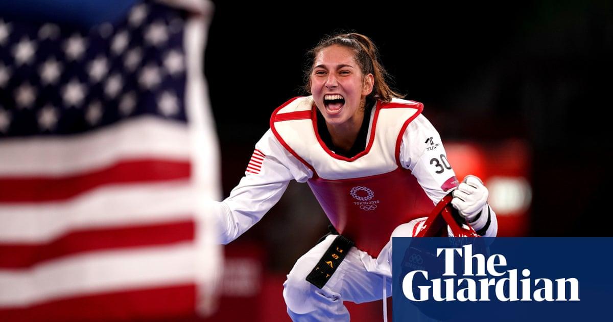Teenager Anastasija Zolotic wins USA's first women's taekwondo Olympic gold