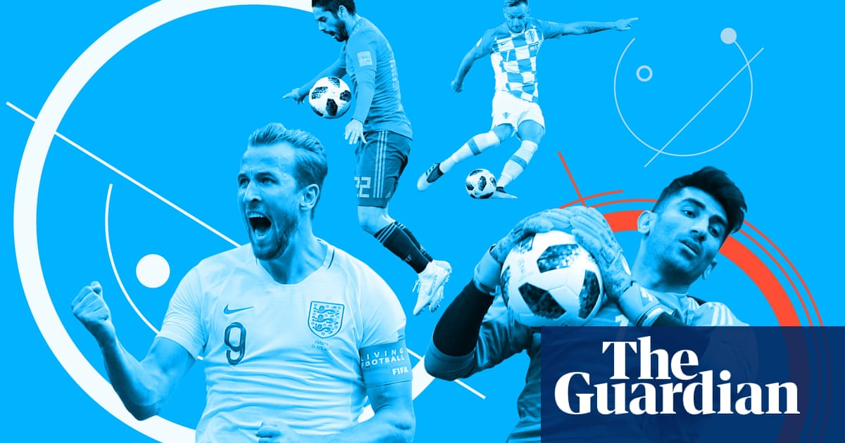 world cup 2018 best team of the tournament so far football the