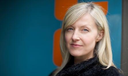 BBC Radio 6 Music presenter and DJ Mary Anne Hobbs.