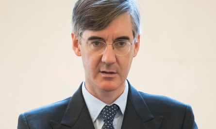 Jacob Rees-Mogg is chairman of the pro-hard Brexit ERG.
