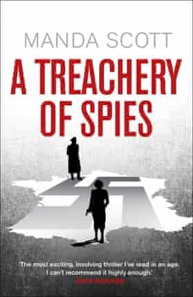 A Treachery of Spies by Manda Scott