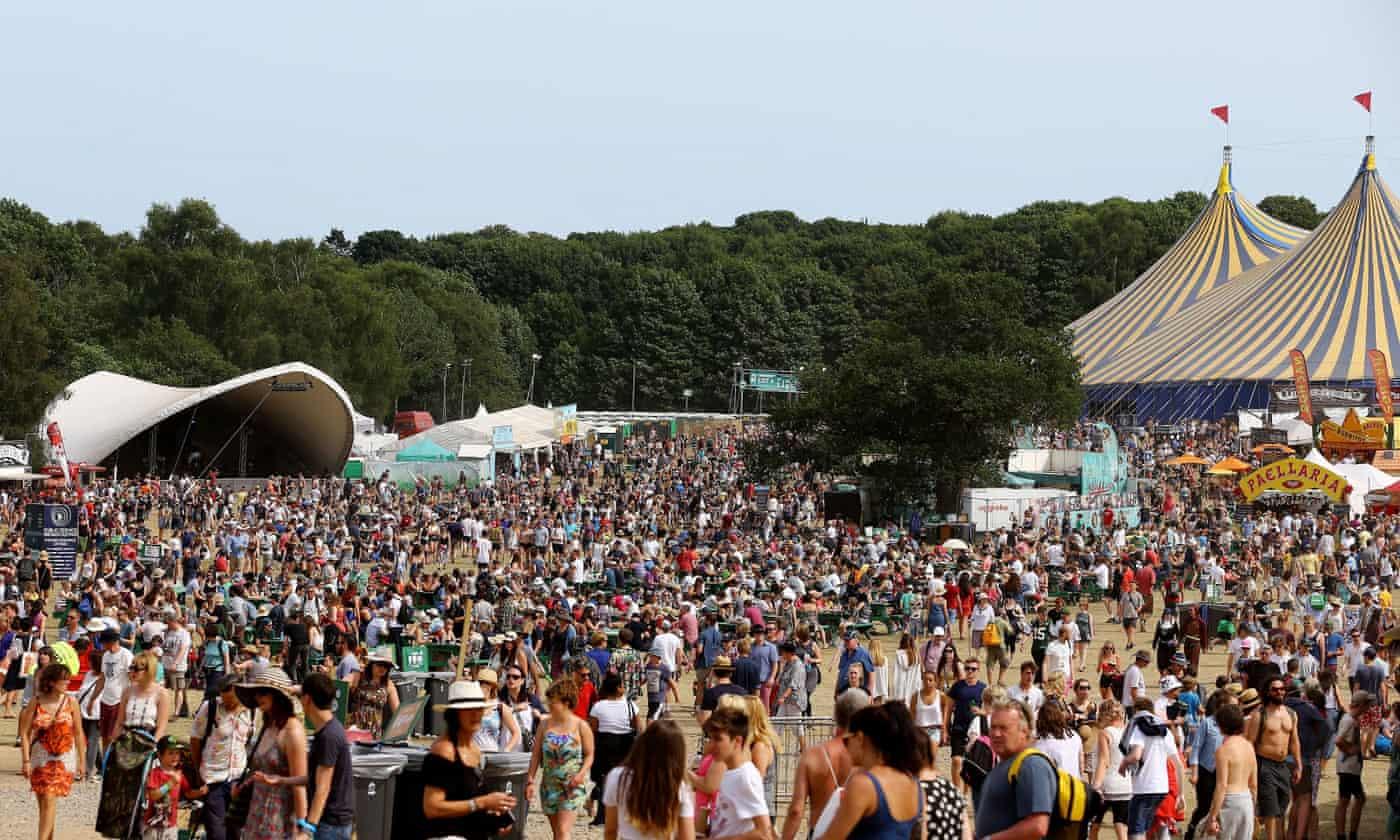 Police investigate serious sexual assault at Latitude festival