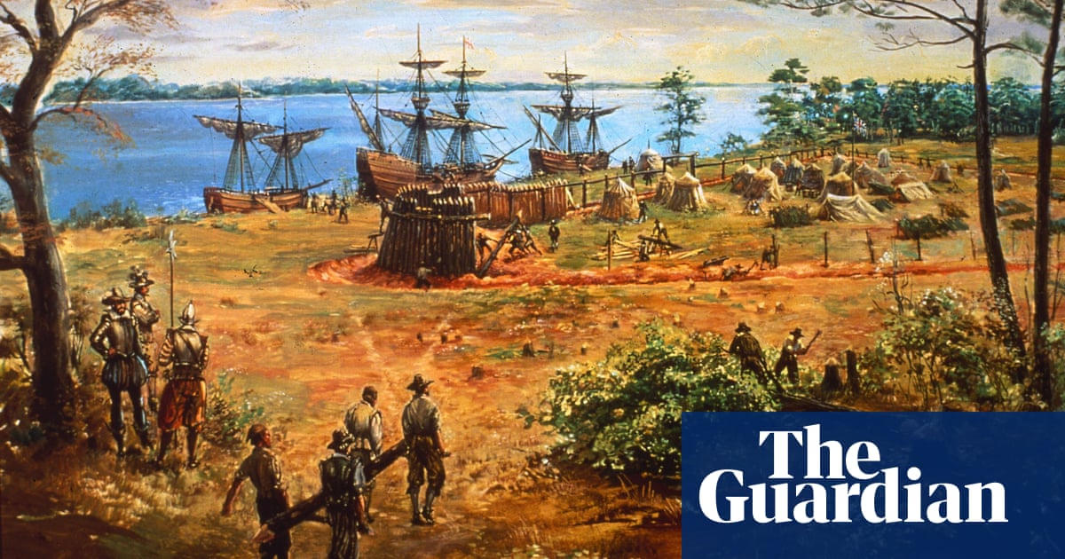 Archaeologists discover remains of jamestown colonys earliest archaeologists discover remains of jamestown colonys earliest leaders us news the guardian publicscrutiny Images