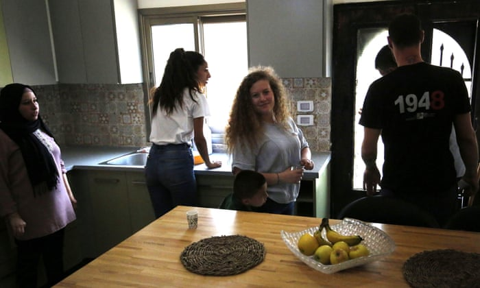 Ahed Tamimi: 'I am a freedom fighter  I will not be the victim