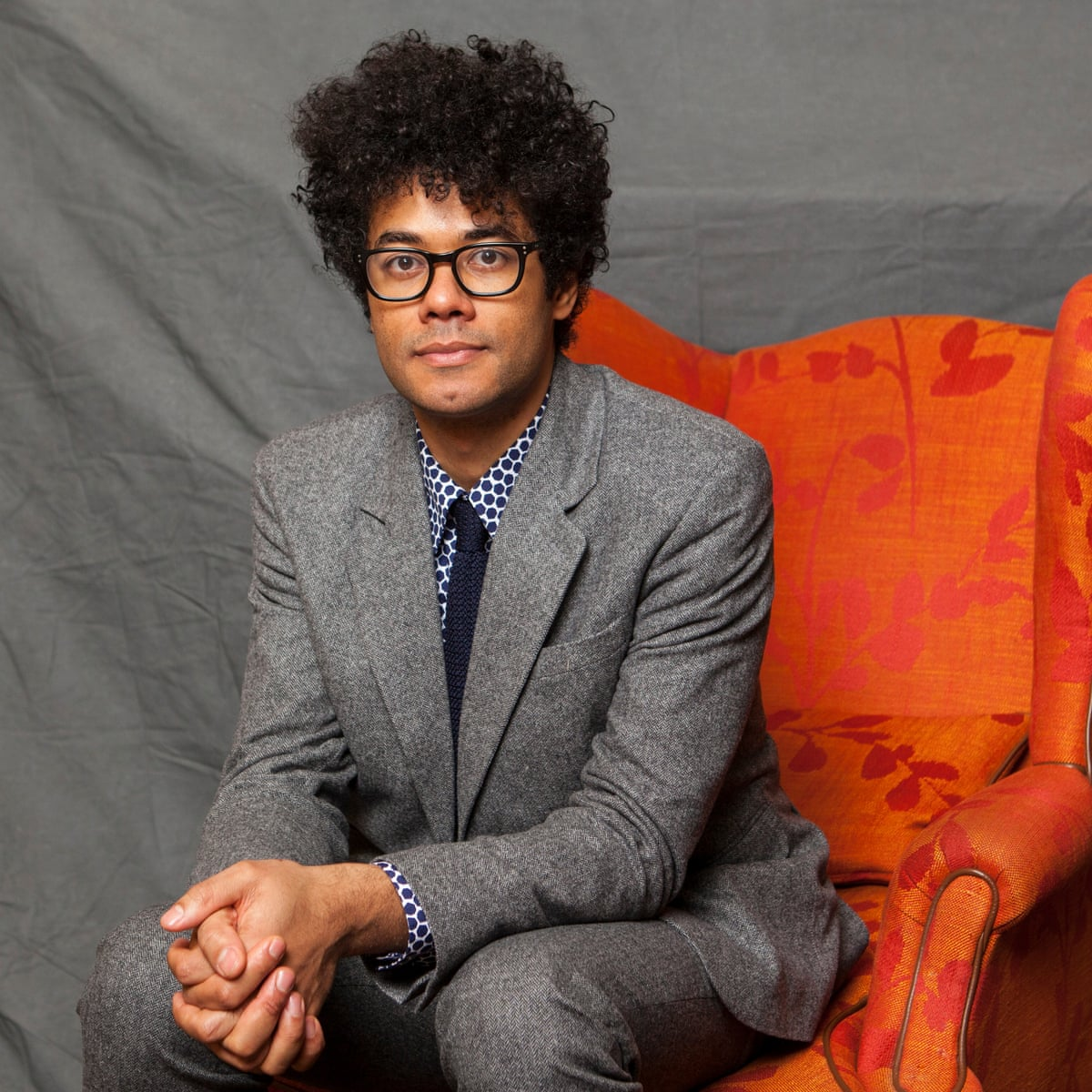 Richard Ayoade I M Even More Humble Than People Expect Life And Style The Guardian