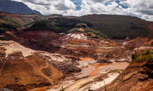The Fundão dam saw a catastrophic failure in 2015, causing flooding and at least 17 deaths.
