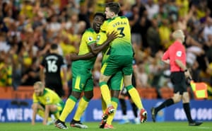Sam Byram has impressed for Norwich, despite costing the club less than £1m.