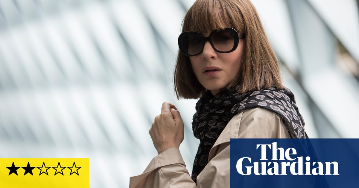 Whered You Go, Bernadette review – Cate Blanchett is lost in drab drama