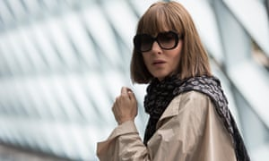 Cate Blanchett stars as Bernadette Fox in Where'd You Go Bernadette