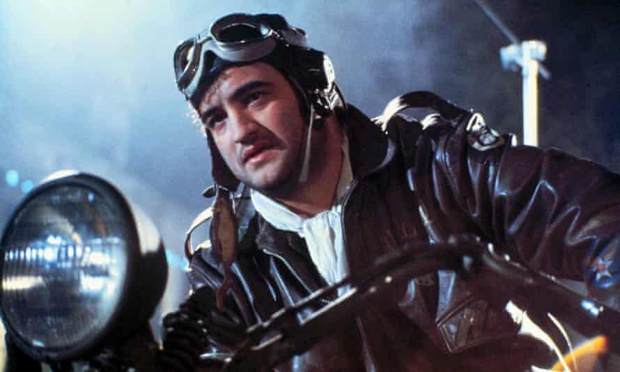 John Belushi plays 'Wild' Bill Kelso in Steven Spielberg's comedy flop 1941.