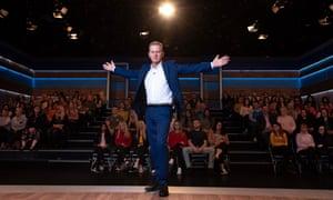ITV's The Jeremy Kyle Show