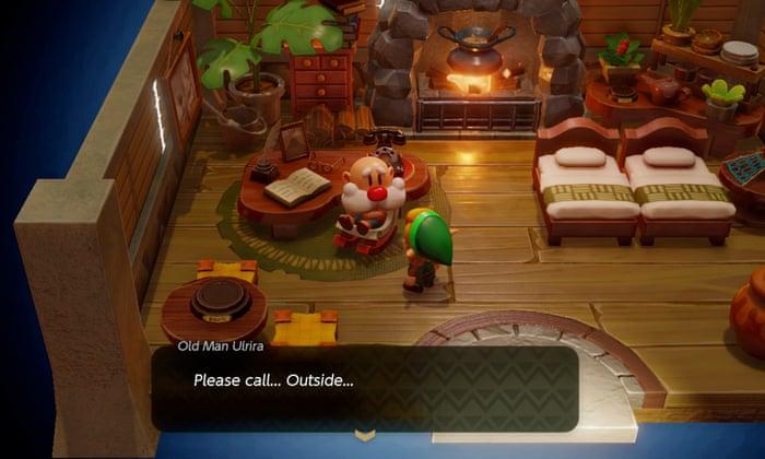 Legend Of Zelda Link S Awakening Review Dreamy Revival Of