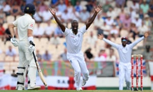 Kemar Roach is part of a West Indies pace attack that will be hoping to repeat their 2019 success against England.
