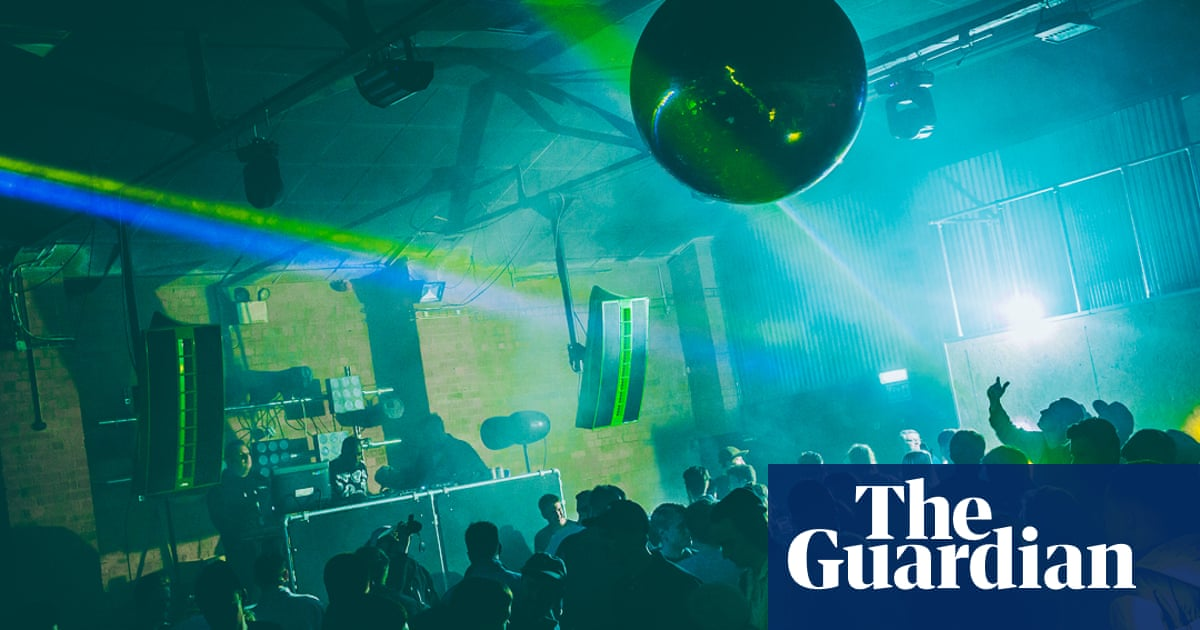 The new rules of clubbing: from illegal raves to spacehopper