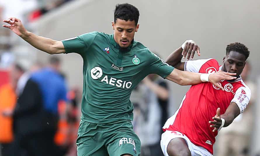 Arsenal To Sign William Saliba For 30m And Loan Him Back To St Etienne Arsenal The Guardian