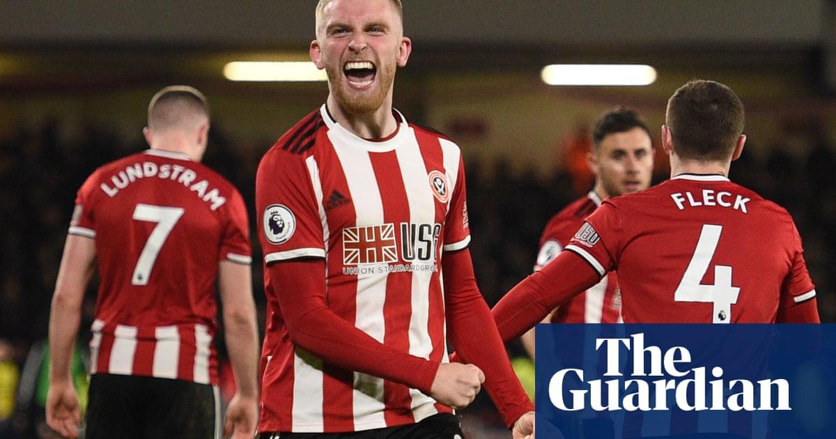 VAR denies West Ham point against Blades after goalkeeping woes return