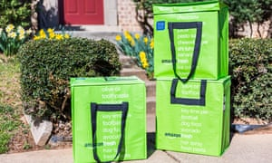 [GET] Has Amazon Fresh chosen the prime moment to take on UK supermarkets? | Business - Demo